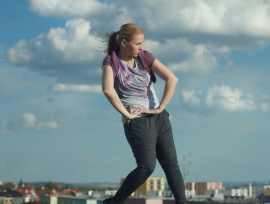 Street Dance home lekce s lektorkou Lídou